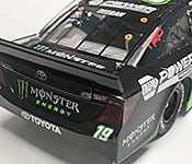 Lionel Hailie Deegan #19 Monster Energy 2019 Toyota Camry rear