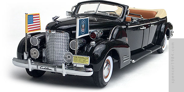 Yat Ming 1938 Cadillac V-16 Presidential Limousine