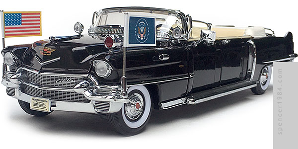 Yat Ming 1956 Cadillac Presidential Limousine