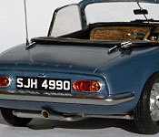 Lotus Elan rear