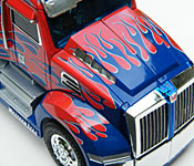 AoE Optimus Prime hood