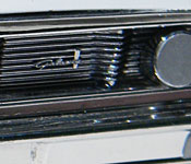 Red Line 7000 #28 Galaxie grille detail