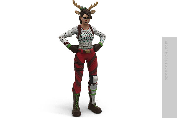 Red-Nosed Raider from Fortnite