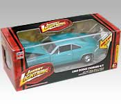 Johnny Lightning 1969 Dodge Charger R/T Packaging
