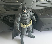Jada Toys 2015 Arkham Knight Batmobile