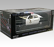 GreenLight Collectibles The Terminator 1977 Dodge Monaco packaging